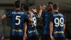 Indosport - Para Pemain Inter Milan di Laga Uji Coba