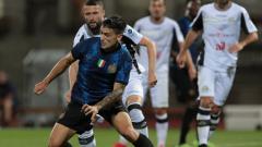 Indosport - Martin Satriano, bintang muda Inter Milan berjuluk The Next Luis Suarez.