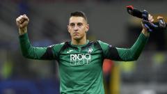 Indosport - Pierluigi Gollini merapat dari Atalanta ke Tottenham Hotspur.