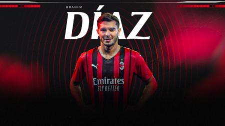 Brahim Diaz jadi rekrutan baru AC Milan - INDOSPORT