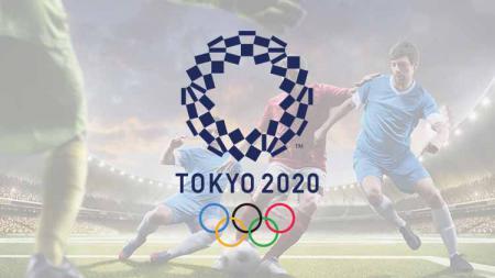 Logo Olimpiade 2020 - INDOSPORT