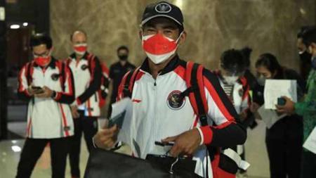 Rio Waida, salah satu wakil Indonesia di Olimpiade Tokyo 2020. - INDOSPORT