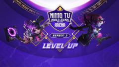 Indosport - Berikut jadwal dan link live streaming pertandingan  Nimo TV Mobile Legends: Bang Bang Arena (NMA) Season 3, Kamis (22/07/21), di mana Aura Fire jadi sorotan.