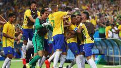 Indosport - Diperkuat bintang seperti Neymar dan Gabriel Jesus, Brasil sukses jadi juara Olimpiade 2016. Di mana skuat penuh bintang yang meraih medali emas itu sekarang?