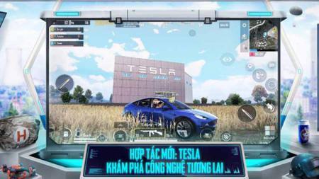Perusahaan otomotif Asal Amerika Serikat yakni Tesla akan berkolaborasi bersama aplikasi game PUBG. - INDOSPORT