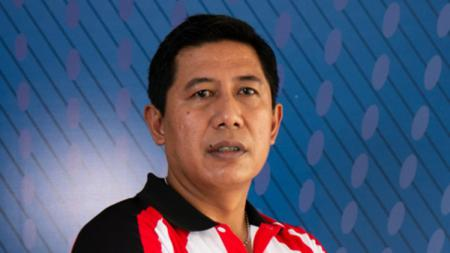 Nova Widianto, pelatih bulutangkis ganda campuran Indonesia. - INDOSPORT
