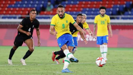 Rekap Hasil Sepak Bola Putra Olimpiade Tokyo: Brasil Berpesta, Argentina Dihajar Tetangga Indonesia. - INDOSPORT