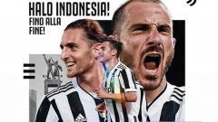 Indosport - Postingan Juventus dengan Bahasa Indonesia