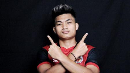 Muhammad Sanjaya bergabung dengan PSPS Riau dengan status pinjaman. - INDOSPORT