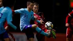 Indosport - Delano Diego van der Heijden (21), pemain muda berdarah Indonesia di Eropa.