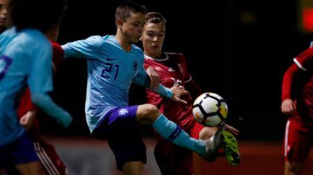 Delano Diego van der Heijden (21), pemain muda berdarah Indonesia di Eropa. - INDOSPORT