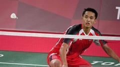Indosport - Hasil Bulutangkis Olimpiade Tokyo 2020: Jojo Gagal Susul Ginting ke Perempat Final.