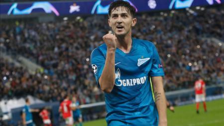 Sardar Azmoun, bomber muslim berjuluk Lionel Messi dari Iran incaran AS Roma. - INDOSPORT