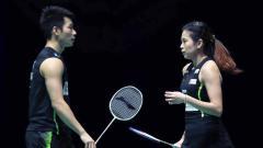 Indosport - Chan Peng Soon/goh Liu Ying, pebulutangkis Malaysia di Olimpiade Tokyo 2020.