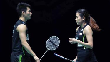 Chan Peng Soon/Goh Liu Ying, pebulutangkis Malaysia saat gagal di Olimpiade Tokyo - INDOSPORT
