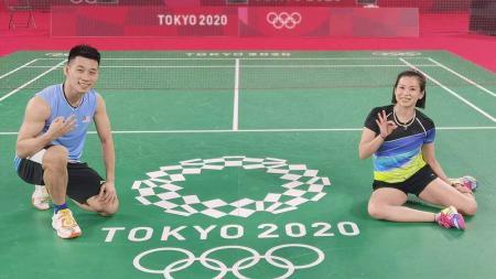 Goh Liu Ying mengungkapkan penyesalannya usai tersingkir dari Olimpiade Tokyo 2020. - INDOSPORT