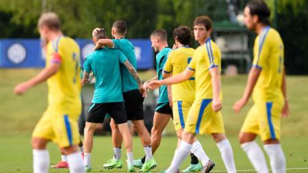 Hasil Pramusim Inter Milan - INDOSPORT
