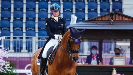 Mary Hanna, atlet tertua asal Australia di Olimpiade Tokyo 2020. - INDOSPORT