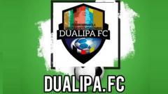 Indosport - Logo klub Liga 3, Dualipa FC.