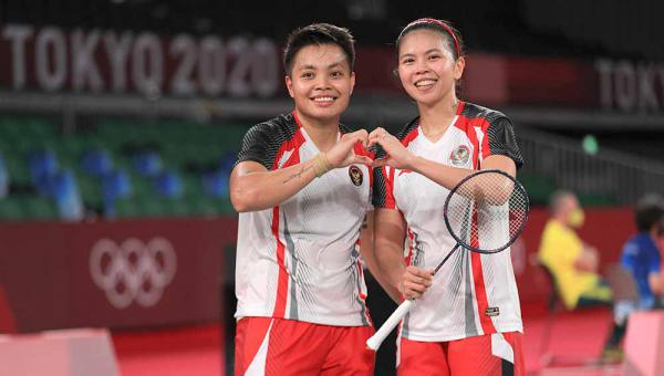 Link Live Streaming Bulutangkis Olimpiade: 3 Wakil Indonesia Berlaga