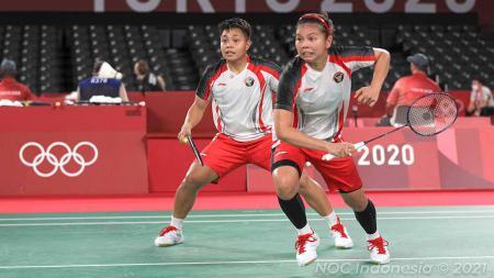 Berikut hasil drawing perempat final Piala Sudirman 2021. Berstatus juara Grup C, Indonesia akan bertemu Malaysia pada Jumat (01/10/21) pukul 20.00 WIB. - INDOSPORT