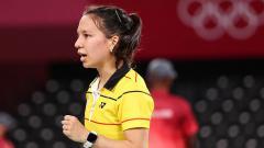 Indosport - Pebulutangkis Belgia keturunan Indonesia, Lianne Tan.