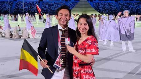 Lianne Tan dan Indra Bagus Ade Chandra - INDOSPORT