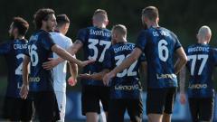 Indosport - Hasil Pramusim Inter Milan vs Crotone