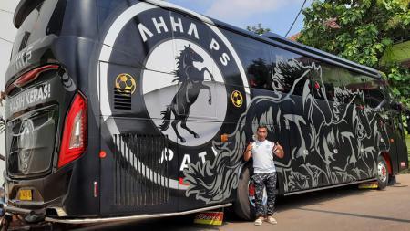 Chairman AHHA PS Pati, Atta Halilintar, meminta para pemainnya bisa menjaga etika ketika menghadapi Persis Solo di Liga 2. - INDOSPORT