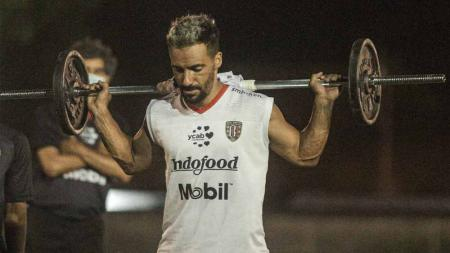 Bali United putus kontrak Diego Assis. - INDOSPORT