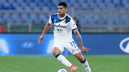 Cristian Romero, Bek Atalanta - INDOSPORT