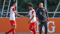 Indosport - Bagus Kahfi akhirnya menjalani debut bersama klub FC Utrecht melawan tim sesama Erste Divisie, Top OSS, Kamis (29/07/21).