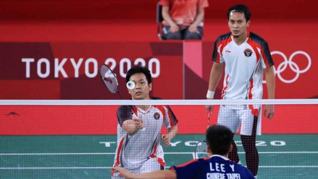 Kenang Perjuangan di Olimpiade 2020, Hendra Setiawan Puji Chinese Taipei