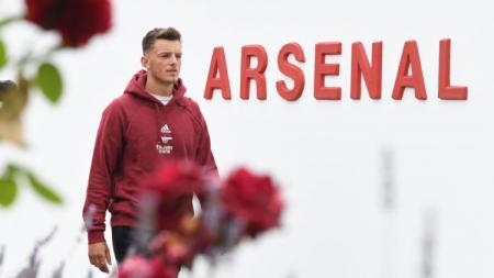 Terungkap sosok yang mendorong Ben White untuk hijrah ke klub London, Arsenal, di bursa transfer musim panas ini. - INDOSPORT