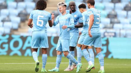 Hasil Pramusim Manchester City vs Barnsley - INDOSPORT