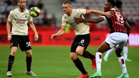 Hasil Pramusim Nice vs AC Milan. - INDOSPORT
