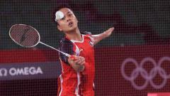 Indosport - Gregoria Mariska dan Anthony Ginting memberikan komentarnya usai kontingen Indonesia menjajal lokasi turnamen bulutangkis Piala Sudirman 2021 di Finlandia.