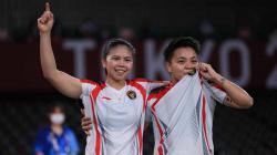 Line Up Indonesia vs Kanada di Piala Sudirman 2021, Greysia Polii/Apriyani Rahayu Main.