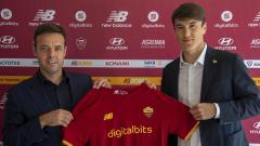 Indosport - AS Roma resmi mendapatkan Eldor Shomurodov dari Genoa. Penyerang muslim asal Uzbekistan itu jadi rekrutan terbaru Jose Mourinho di Giallorossi.