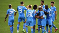 Indosport - Hasil Pramusim Manchester City vs Blackpool