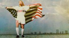 Indosport - Bek legendaris Amerika Serikat, Alexi Lalas.