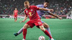 Indosport - Hasil Pramusim FC Salzburg vs Barcelona