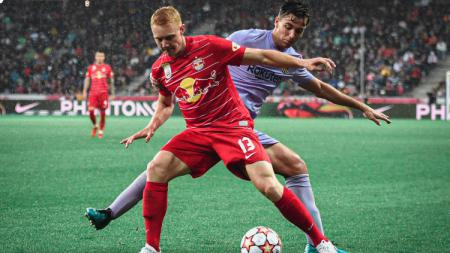 Hasil Pramusim FC Salzburg vs Barcelona - INDOSPORT