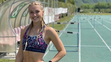 Atlet Kanada, Georgia Ellenwood - INDOSPORT