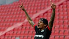 Indosport - Leon Bailey merapat dari Bayer Leverkusen ke Aston Villa.