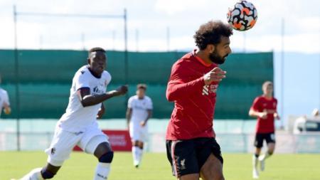 Hasil Pramusim Liverpool vs Bologna - INDOSPORT