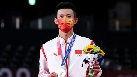 Pebulutangkis tunggal putra andalan China, Chen Long. - INDOSPORT