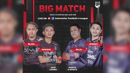 IFeL Invitational series matchweek 2. - INDOSPORT