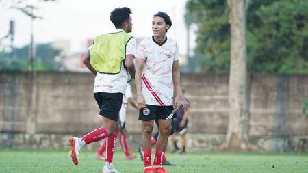Latihan Persija Jakarta jelang Liga 1 - INDOSPORT