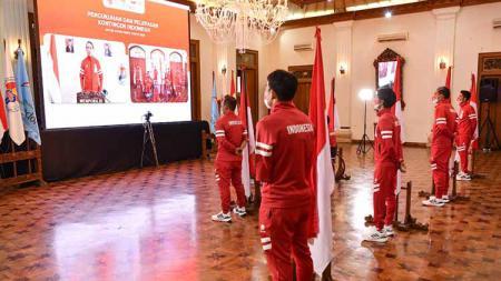 Kementerian Pemuda dan Olahraga, Zainduin Amali, berharap ada tambahan atlet Indonesia di Paralimpiade Paris 2024. - INDOSPORT